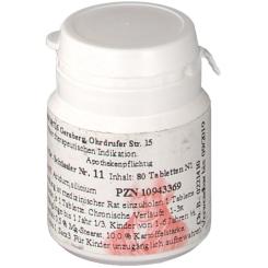 Silicea D12 Schüssler Nr. 11 lactosereduziert
