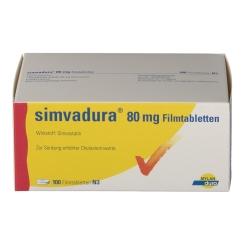 SIMVADURA 80 mg Filmtabletten