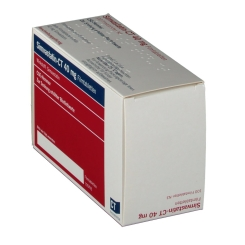 Simvastatin-ct 40 mg Filmtabletten