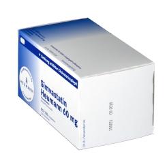 SIMVASTATIN Heumann 60 mg Filmtabletten