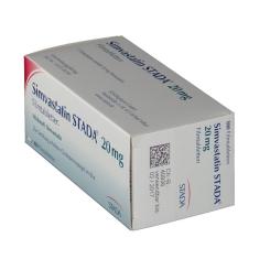 Simvastatin Stada 20 mg Filmtabl.
