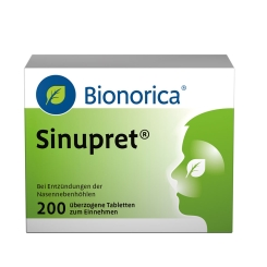 Sinupret® Dragees