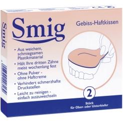 Smig Gebiss-Haftkissen