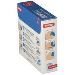 Snögg Soft® Next Pflaster 3 cm x 4,5 m blau