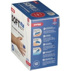 Snögg Soft® Next Pflaster 6 cm x 4,5 m blau
