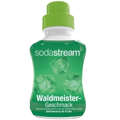 sodastream® Waldmeister-Geschmack ohne Zucker
