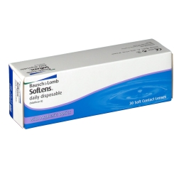 SofLens Daily Disposable, 30erBC:8,60 DIA:14,20 SPH:+0,75