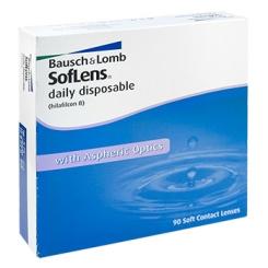 SofLens Daily Disposable, 90erBC:8,60 DIA:14,20 SPH:+2,25