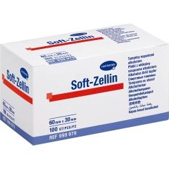 Soft-Zellin® Alkoholtupfer 60x30 mm