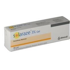 SOLARAZE 3% Gel