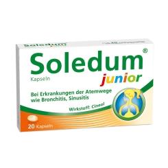 Soledum® Kapseln junior