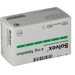 Solvex Tabletten