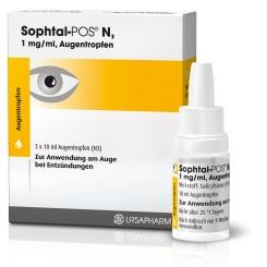 Sophtal Pos N Augentropfen