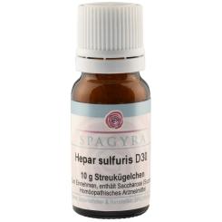 SPAGYRA Hepar sulfuris D30