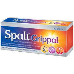 Spalt® Grippal 30 mg / 200 mg Tabletten