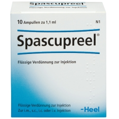 Spascupreel® Ampullen