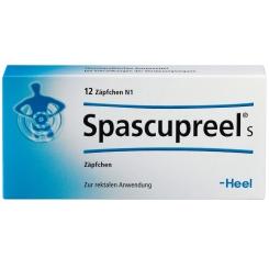 Spascupreel® S Zäpfchen