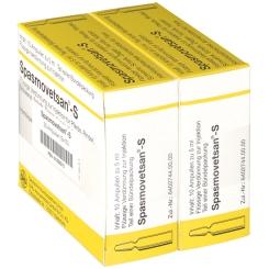 Spasmovetsan®-S
