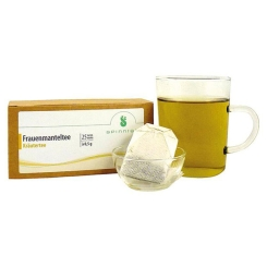 SPINNRAD® Frauenmantel Tee Aufgussbeutel