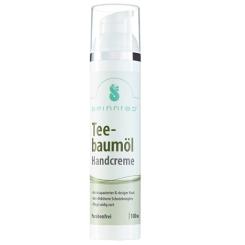 SPINNRAD® Teebaumöl Handcreme