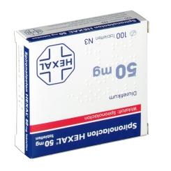 Spironolacton Hexal 50 mg Tabletten