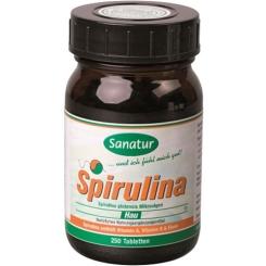 Spirulina Mikroalgen 400 mg