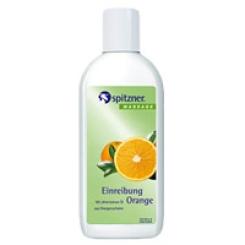 Spitzner® Einreibung Orange