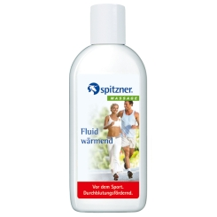 Spitzner® Massage FLUID wärmend