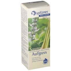 Spitzner® Saunaaufguss Zitronengras Basilikum