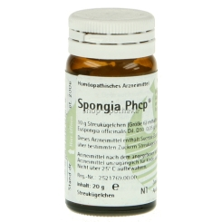 Spongia Phcp®