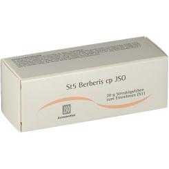 St5 Berberis cp JSO Globuli