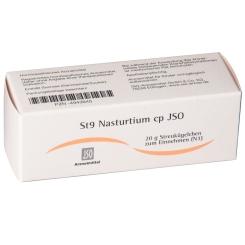 St9 Nasturtium cp JSO Globuli
