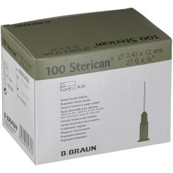 Sterican® Insulinkanüle G27 x 1/2 Zoll grau