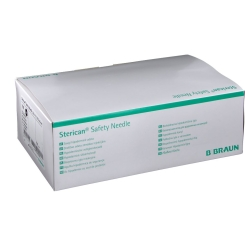 Sterican® Safety Kanülen 22 G x 1/2 0,7 x 40 mm EU