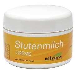 Stutenmilch-Creme