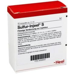 Sulfur-Injeel® S Ampullen