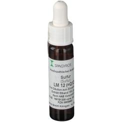 Sulfur LM12