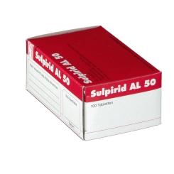 Sulpirid Al 50 Tabletten