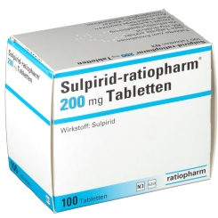 SULPIRID ratiopharm 200 mg Tabletten