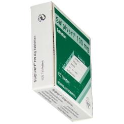 SULPIVERT 100 mg Tabletten