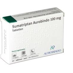 SUMATRIPTAN AUROBINDO100MG