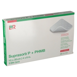 Suprasorb® P + PHMB 10 x 20 cm