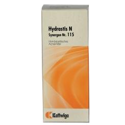 Synergon 115 Hydrastis N Tropfen