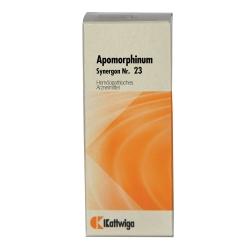 Synergon 23 Apomorphinum N Tropfen