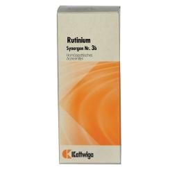 Synergon 3 b Rutinium Tropfen