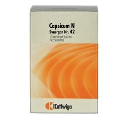 Synergon 42 Capsicum N Tabletten