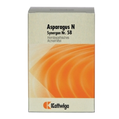 SYNERGON 58 Asparagus N Tabletten