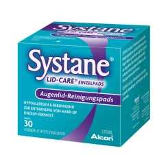 Systane® LID-CARE Einzelpads