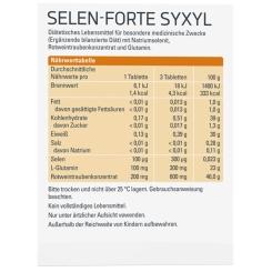 SYXYL Selen-Forte Syxyl Tabletten