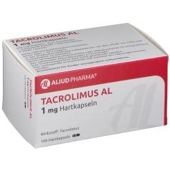 TACROLIMUS AL 1 mg